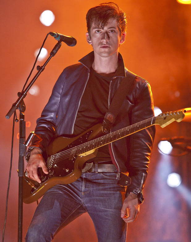 British musician Alex Turner of The Arctic Monkeys, performs at V Music Festival in Hylands Park, Chelmsford