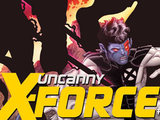 X-Men Regenesis Uncanny X Force