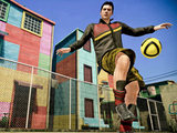 Screencap from Fifa Street