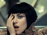 Screencap from Lady Gaga's You and I video