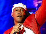 Dizzee Rascal delights the crowd