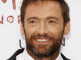 Hugh Jackman at the gala dinner for the vernissage of the exhibition 'Nomad Two Worlds'.