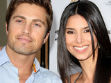 Roselyn Sánchez and Eric Winter
