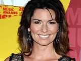 Shania Twain - The Canadian country/pop singer turns 46 on Sunday. 