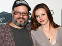 House actress Amber Tamblyn will wed her long-time boyfriend, Arrested Development star David Cross.