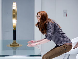 Amy Pond in Doctor Who