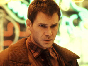Harrison Ford as Rick Deckard in &#39;Blade Runner&#39;