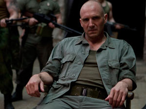 Ralph Fiennes in Coriolanus