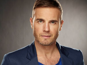 Gary Barlow joins The X Factor Panel