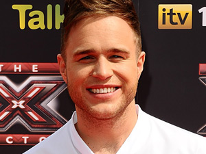 Olly Murs at The X Factor 2011 launch