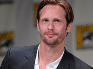Alexander Skarsgård - The Swedish True Blood actor is 35 on Thursday.