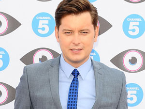 Brian Dowling arrives at the Big Brother Launch Party, at Elstree in Borehamwood, Hertfordshire.