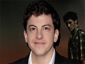 Christopher Mintz-Plasse at a Los Angeles screening of 'Fright Night'