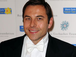 David Walliams - The comedian and actor turns 40 on Saturday.  