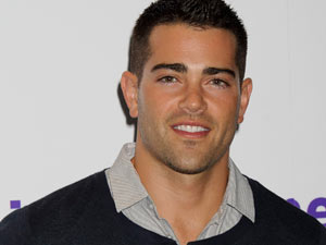 Former Desperate Housewives actor Jesse Metcalfe.