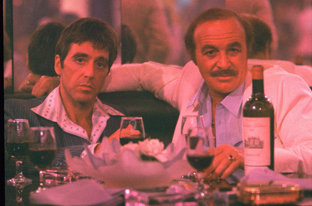 Al Pacino and Robert Loggia