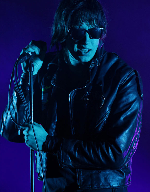 Reading Festival 2011: In Pictures: Julian Casablancas