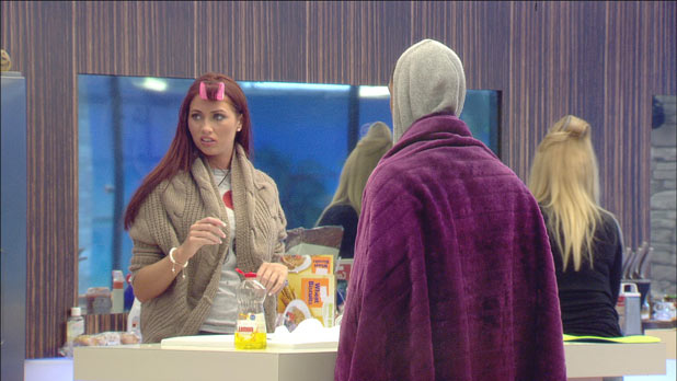Celebrity Big Brother - Day 6