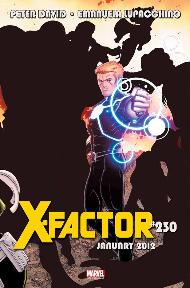 X-Factor Issue 230 Teaser