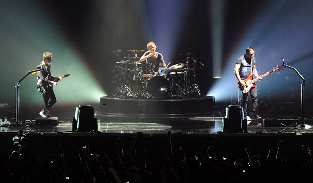 Reading Festival Acts: Muse