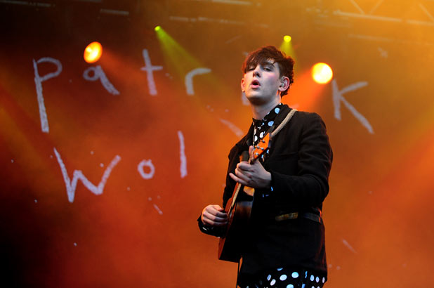 Reading Festival Acts: Patrick Wolf
