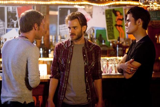 Klaus, Ray and Stefan