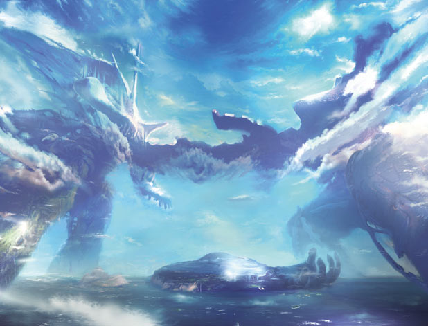 Xenoblade Chronicles - Screenshots