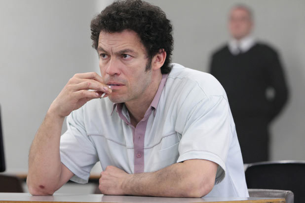 Dominic West nominated for 'Appropriate Adult'