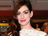 Anne Hathaway at the &#39;One Day&#39; premiere at Westfield
