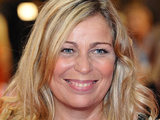 Lone Scherfig at the &#39;One Day&#39; premiere at Westfield