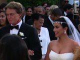 Kim Kardashian&#39;s wedding to Kris Humphries as filmed by E! News