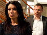 Frank is furious that Carla has told Peter the truth