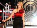 The Speaker's wife is booted out of the Celebrity Big Brother house.