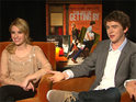 Freddie Highmore and Emma Roberts on The Art of Getting By.