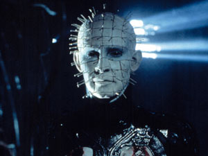 Doug Bradley in 'Hellraiser'