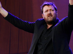 Reading Festival 2011: In Pictures: Guy Garvey