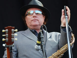 Celebrity Birthdays: Van Morrison