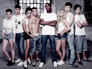 Hollyoaks sixth formers