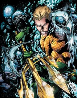 The New 52 - Aquaman