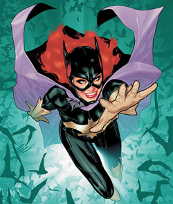 The New 52 - Batgirl
