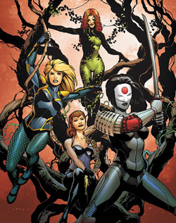 The New 52 - Birds of Prey