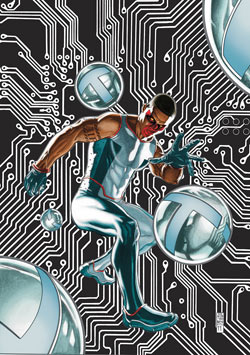 The New 52 - Mister Terrific