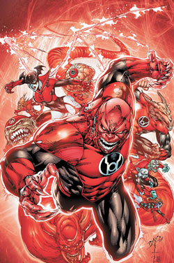 The New 52 - Red Lanterns