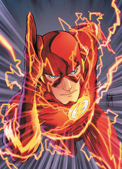 The New 52 - The Flash