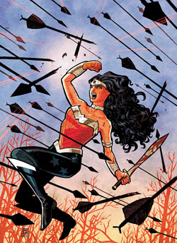 The New 52 - Wonder Woman