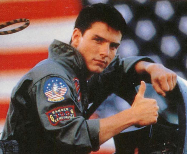 Top Gun 25th anniversary
