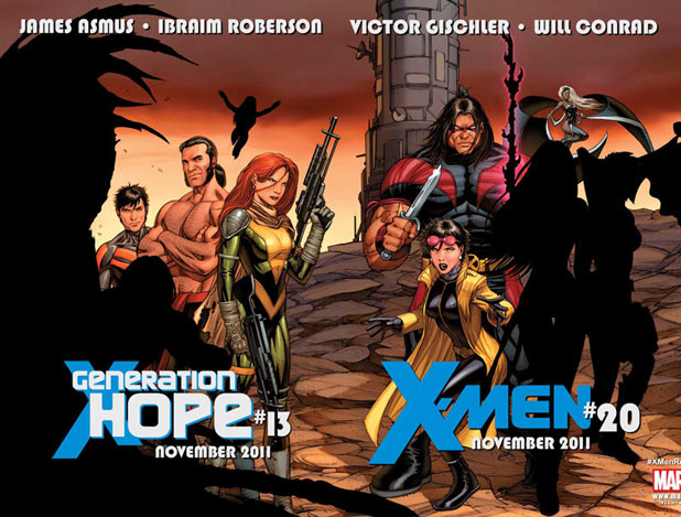 X-Men Cyclops allies teaser