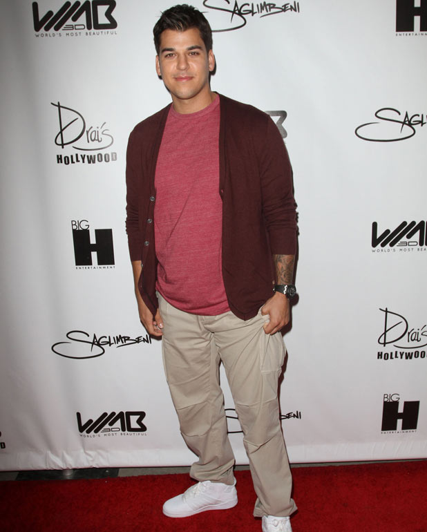 DWTS 2011 Contestants: Rob Kardashian