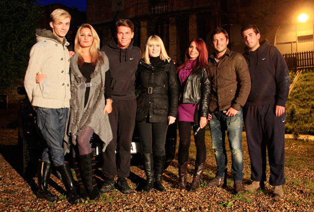 Ghosthunting with The Only Way Is Essex cast