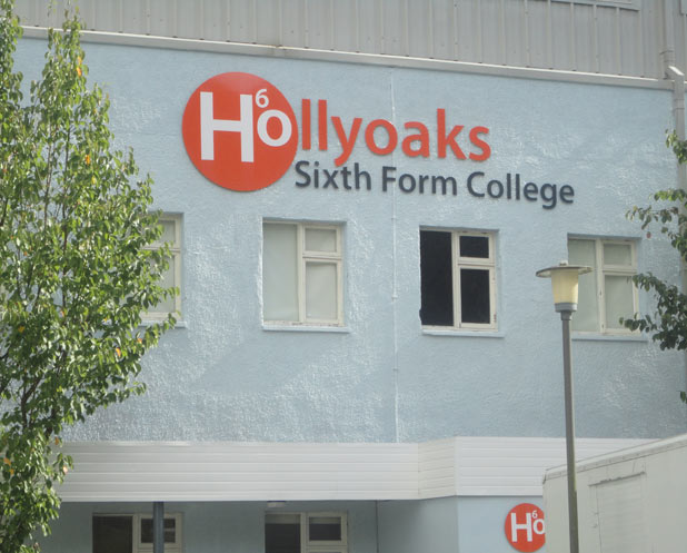 Hollyoaks Sixth Form